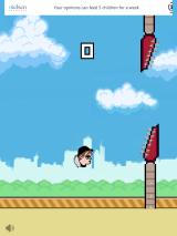Fall Out Bird iPad Andy Hurley is a head