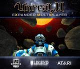Unreal II: eXpanded MultiPlayer Windows Splash image