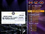 Who Wants to Be a Millionaire: 2nd Edition Windows In the Team Game it is the team name that appears on the cheque