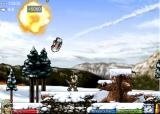 Heli Attack 3 Browser zone 1-1: the helicopter shot down