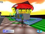 Binman Windows The game's title screen, taken from an Idigicon release. While waiting for the player to start the game Stan walks around collecting dustbins as credits are displayed in the centre of the screen