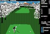 World Class Leader Board Apple II Teeing off...
