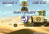 Metal Slug 3 Arcade Continue?