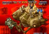 Metal Slug 3 Arcade Last boss