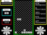 Dominetris ZX Spectrum It's also possible to play digits instead of spots