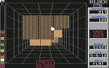 Blockout Commodore 64 Game Over