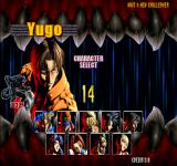 Bloody Roar II Arcade Player select