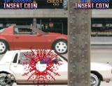 Lethal Enforcers Arcade Car chase sequence
