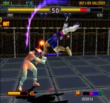 Bloody Roar II Arcade Deadly kick