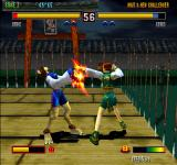 Bloody Roar II Arcade Mirror match