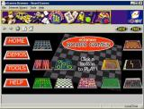 Board Games Windows The compilation installs this menu on the player's machine. Each of the eleven boards represents a different game. The first time one is selected the game is installed, later clicks play the game