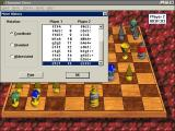 Champion Chess Windows The move history of a game is captured and can be printed.