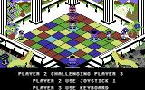 Powerplay: The Game of the Gods Commodore 64 A challenge.