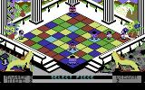 Powerplay: The Game of the Gods Commodore 64 Player 3 has lost a player.