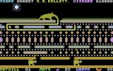 Aardvark Commodore 16, Plus/4 An ant is coming.