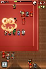 Nimble Quest iPhone Things are looking hectic!