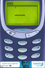 Snake 2k iPhone Starting off small. (Free version with ads)