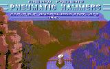 Pneumatic Hammers Commodore 64 Loading Screen.