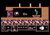 Darkness Hour Atari 8-bit Teleported to the chamber of treasures