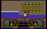 Karate Chop Commodore 64 Next opponent.