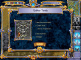 Warlords III: Darklords Rising Windows Duel in tomb