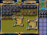 Warlords III: Darklords Rising Windows Castles