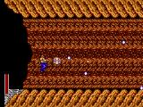 Forgotten Worlds SEGA Master System Fly into tunnels