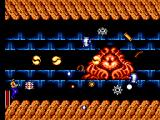 Forgotten Worlds SEGA Master System First level boss