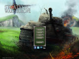 Strategic War in Europe Windows Main menu