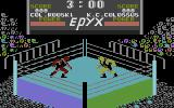 Championship Wrestling Commodore 16, Plus/4 Let's wrestle.