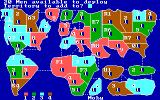 Risk DOS Deploying armies (PCjr)