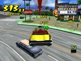 Crazy Taxi GameCube Major product placement here.