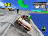 Crazy Taxi GameCube To the lighthouse!