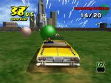 Crazy Taxi GameCube Balloon Popping Contest
