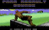 Para Assault Course Commodore 64 Loading Screen.