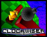 Clockwiser: Time is Running Out... Amiga CD32 Title Screen