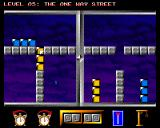 Clockwiser: Time is Running Out... Amiga CD32 One of the further levels.
