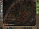 Baldur's Gate II: Shadows of Amn Windows The Underdark, home of - among others - dwarves with Shanghai-style apartments