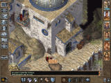 Baldur's Gate II: Throne of Bhaal Windows I'll just... stand on this balcony, look down, and enjoy the game this way