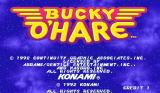 Bucky O'Hare Arcade Title screen