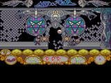 Astaroth: The Angel of Death Amiga Stained Glass Pentangle
