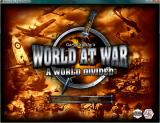 Gary Grigsby's World at War: A World Divided Windows Title screen