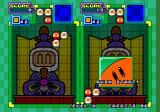 Bomberman: Panic Bomber Arcade Here come the pieces.