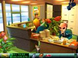Airline Tycoon Windows You can check on your company's stock, as well as take out a loan.