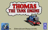 Thomas the Tank Engine & Friends Atari ST Loading picture