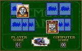 Thomas the Tank Engine & Friends Atari ST Memory mini game can be played with two players or against the computer