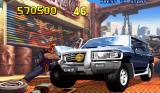 Street Fighter III: 3rd Strike Arcade Destroy car
