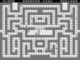 Puckman ZX81 Game without QS Character board