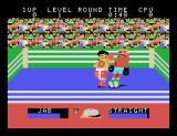 Champion Boxing Arcade Nice left hook.