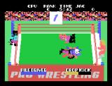 Champion Pro Wrestling Arcade Pinned down.